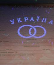 Диплом - микро ворс в УФ (Луганск)